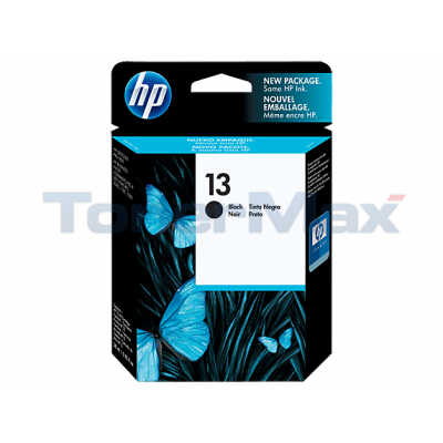 HP NO 13 INK BLACK